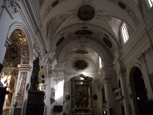 Chiesa di S. Giovanni Battista (interno)