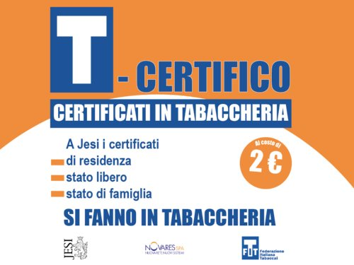 Certificati in tabaccheria