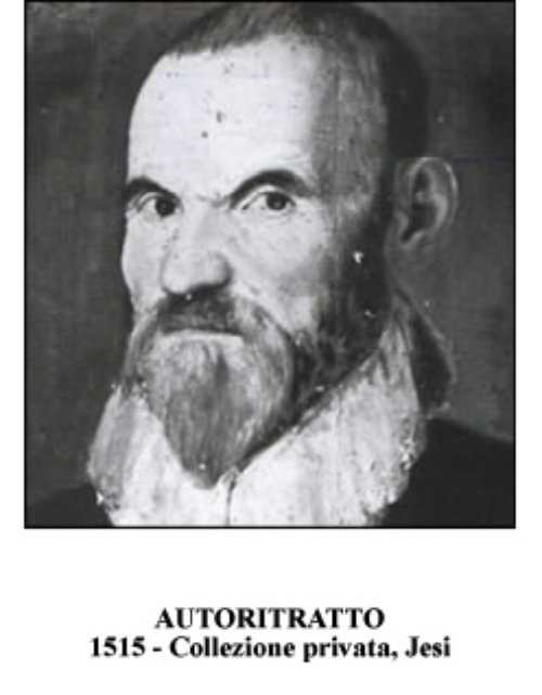 Lorenzo Lotto Autoritratto
